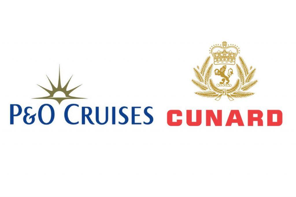P&O Cruises and Cunard